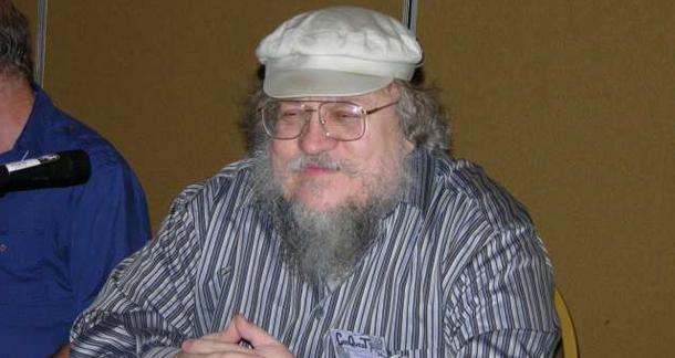 George R.R. Martin Bashes GOP Over 'Voter Suppression'