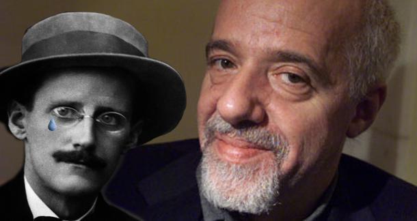 The Literary Middle Finger: Coelho V. Joyce