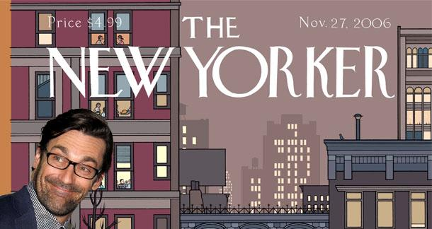 News, The New Yorker