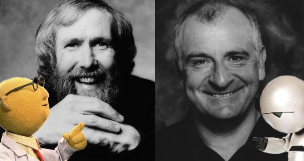Jim Henson + Douglas Adams = The Greatest Collaboration That Never Happened