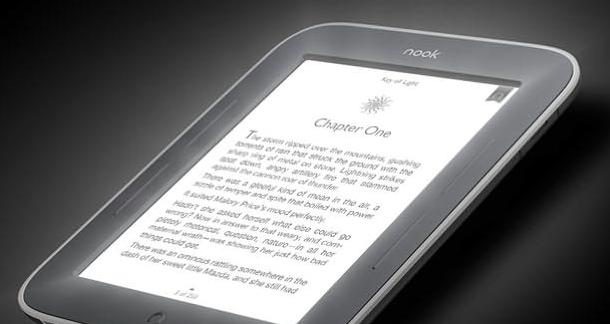 Barnes & Noble Price Matches Amazon On Frontlit eReader