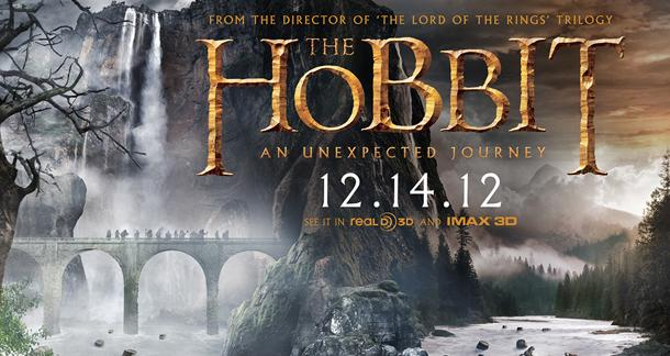 New Trailer for The Hobbit: An Unexpected Journey