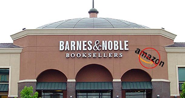 Barnes & Noble, Amazon, Penny Marshall