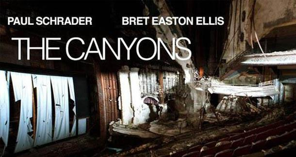 Bret Easton Ellis 'The Canyons' Gets A Trailer