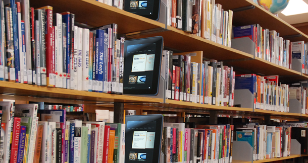 Libraries want to lend books - and it helps readers find books they like!