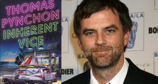 Paul Thomas Anderson Inherent Vice in 2013