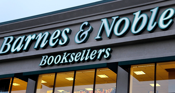 100s of Barnes & Noble Stores to Close
