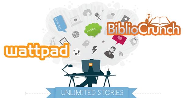 BiblioCrunch Partners With Wattpad