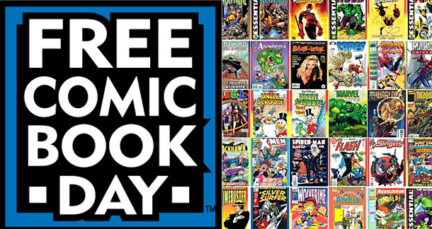 record number of comics ordered for free comic book day litreactor