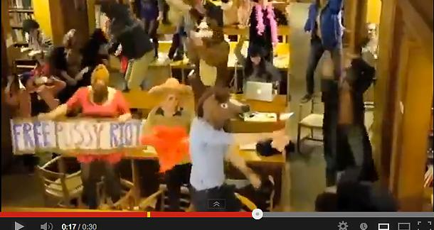 Librarian Fired Over Harlem Shake Video