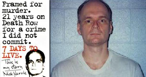 HarperCollins sued by former death row prisoner