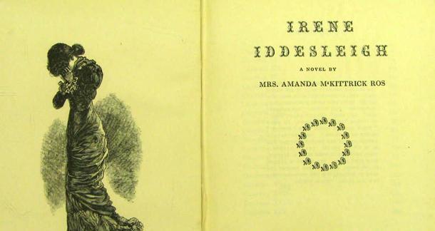 """Irene Iddesleigh"" by Amanda McKittrick Ros"
