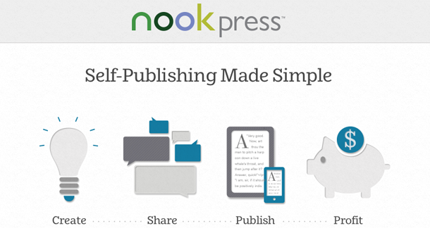 NOOK Press Replacing PubIt!