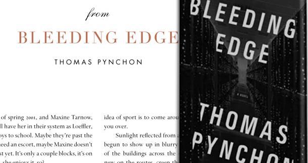 'Bleeding Edge' by Thomas Pynchon