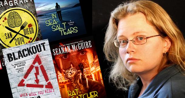 Seanan McGuire gets record five Hugo nominations
