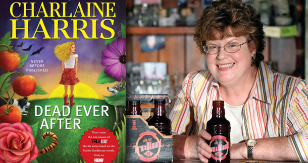 Charlaine Harris threatened by fans over final Sookie Stackhouse novel