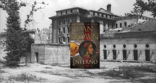 """Dan Brown """"Inferno"""" Bunker"""