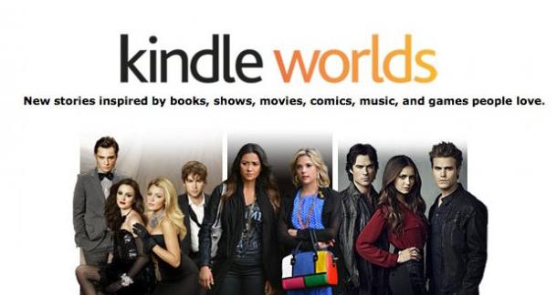 Amazon's 'Kindle Worlds' Fan Fiction