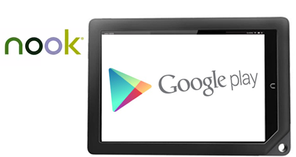 Nook HD Tablets Open Up To Google Android Apps