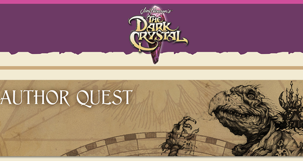 Win a Contract to Write a Dark Crystal Novel