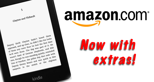 Amazon Patents 'DVD Extras' for eBooks