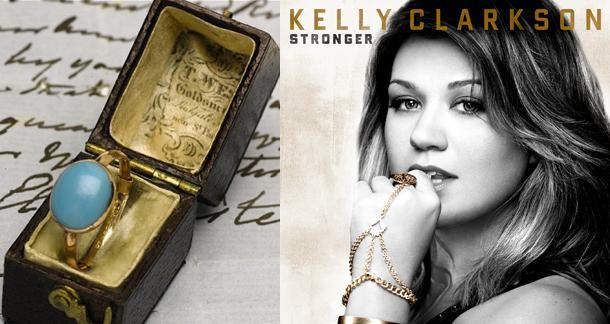 Jane Austen's Ring, Kelly Clarkson