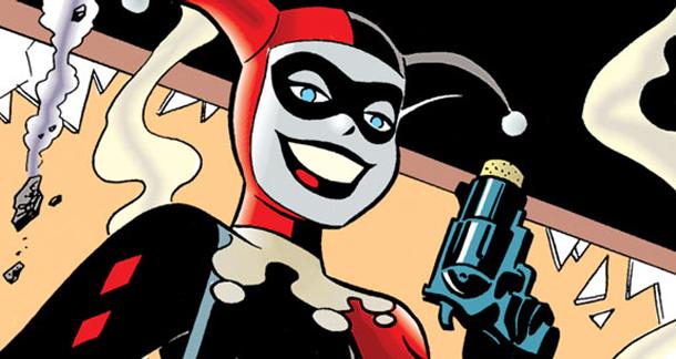 DC Comics - apologizes Harley Quinn Suicide Contest
