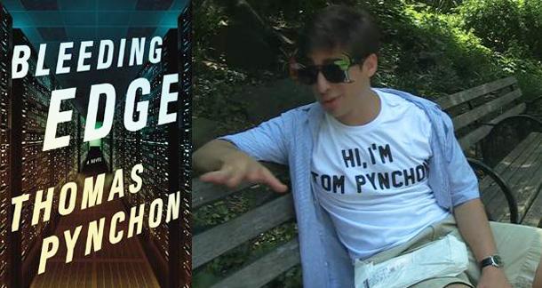 "New Book Trailer For Thomas Pynchon's ""Bleeding Edge"""