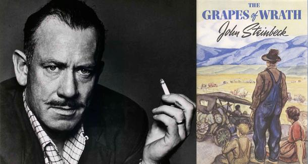 John Steinbeck, The Grapes Of Wrath