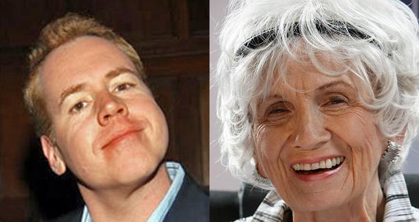 Bret Easton Ellis Not a Fan of Nobel Winner Alice Munro