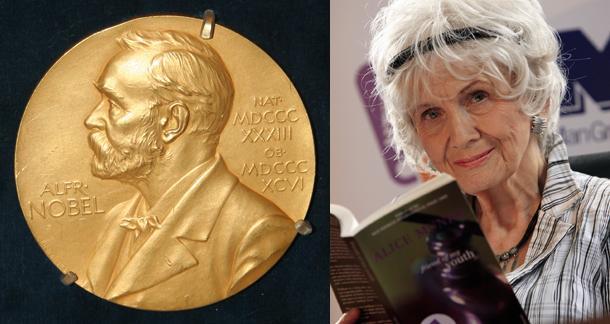 Nobel Prize in Literature, Alice Munro