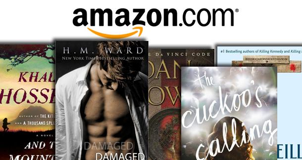 Amazon's 2013 Bestseller List Revealed