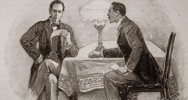 Sherlock Holmes is officially in the public domain in the United States.