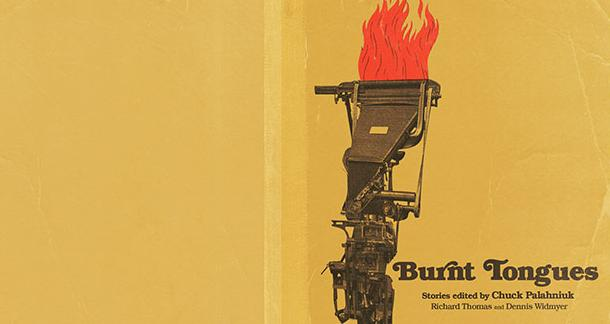 Chuck Palahniuk Co-Edits 'Burnt Tongues' Literary Anthology