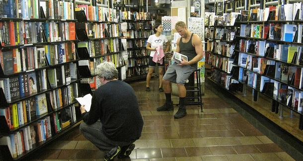 Indiegogo Campaign to Help Relocate NYCs St. Mark's Bookshop