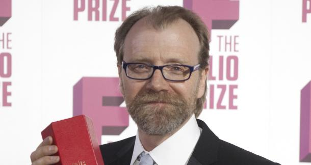 George Saunders Brings Home The Folio Prize