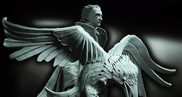 Boston Is Getting An Amazingly Cool Edgar Allan Poe Statue