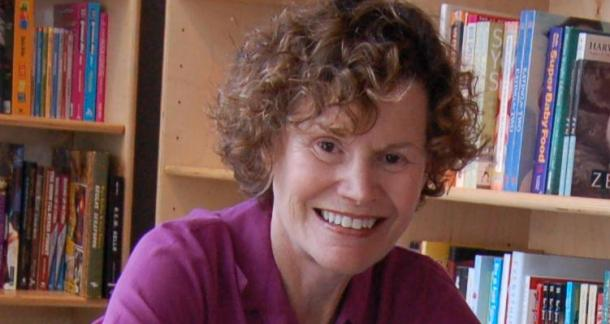 Judy Blume to Release New Adult Novel