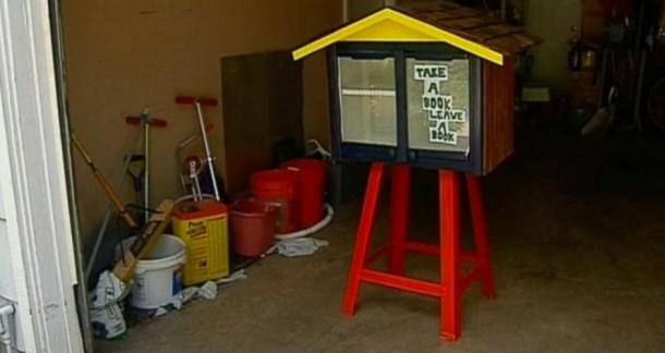 Free The Little Free Library!