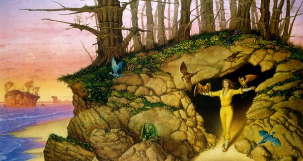 Warner Bros. Options Anne McCaffrey's 'Dragon Riders of Pern'