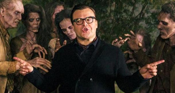Jack Black to Star as R.L. Stine in the Upcoming Goosebumps Movie