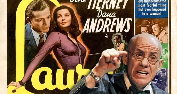 James Ellroy to Script Remake of Otto Preminger's 'Laura'
