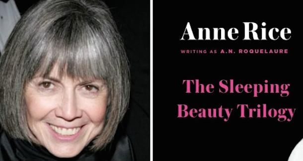Anne Rice's Steamy 'Sleeping Beauty' Coming to Television