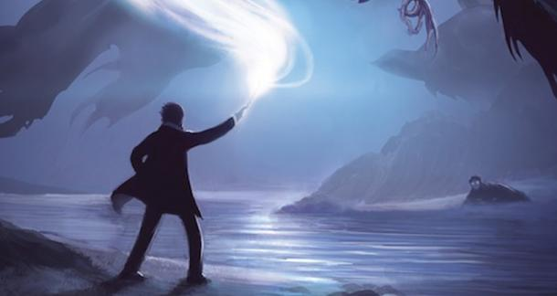 J.K. Rowling Releases Halloween Short