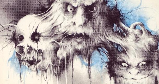 Scary Stories To Watch In The Dark: Book Series Being