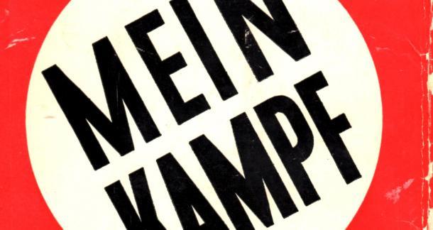 Copyright On Hitler's Book Expires