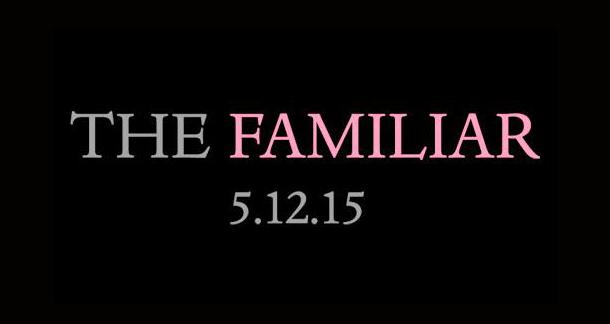 Mark Z. Danielewski Unveils the Cover for 'The Familiar Volume 1'