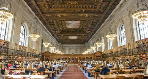 Top Checkouts From New York Public Libraries