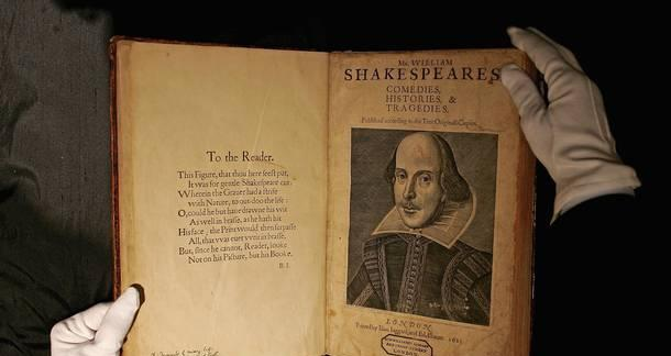 Exhibiting Shakespeare: First Folio Exhibition Sites Announced