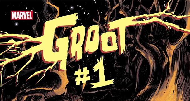 Groot Gets His Own Marvel Comic Book